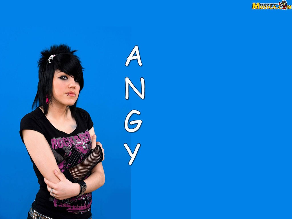Fondo de escritorio de Angy