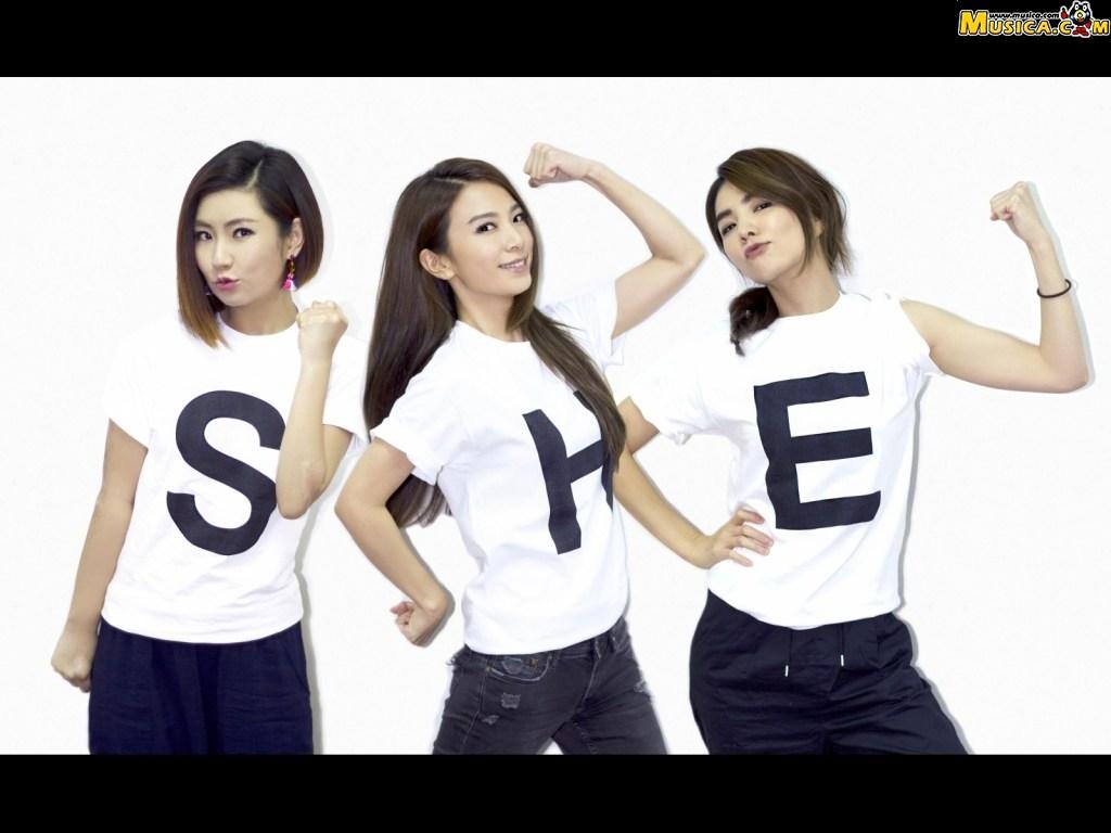 Fondo de pantalla de S.H.E