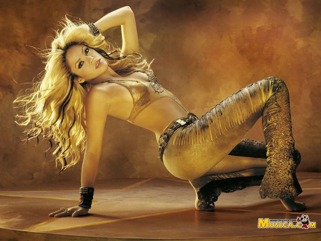 Fondo de escritorio de Shakira