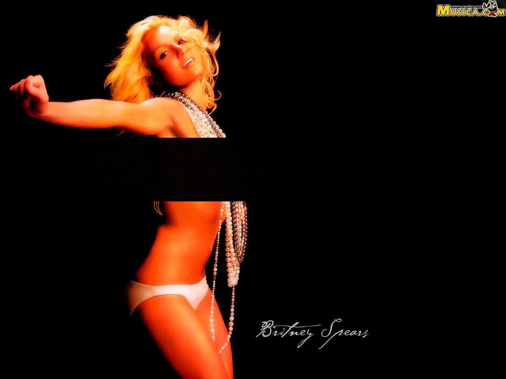Fondo de escritorio de Britney Spears