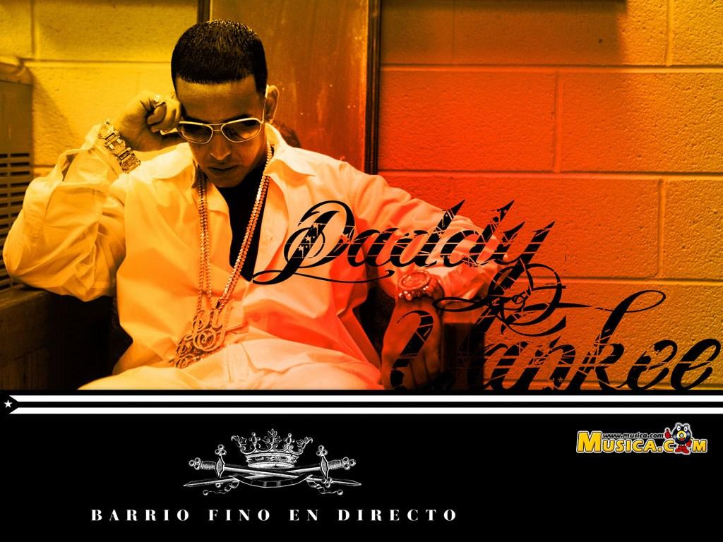 Fondo de pantalla de Daddy Yankee