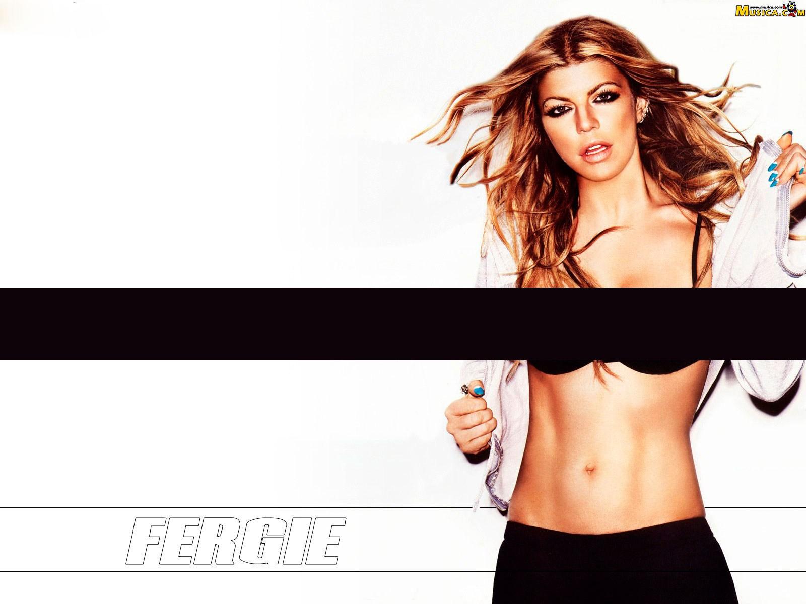 Fondo de pantalla de Fergie