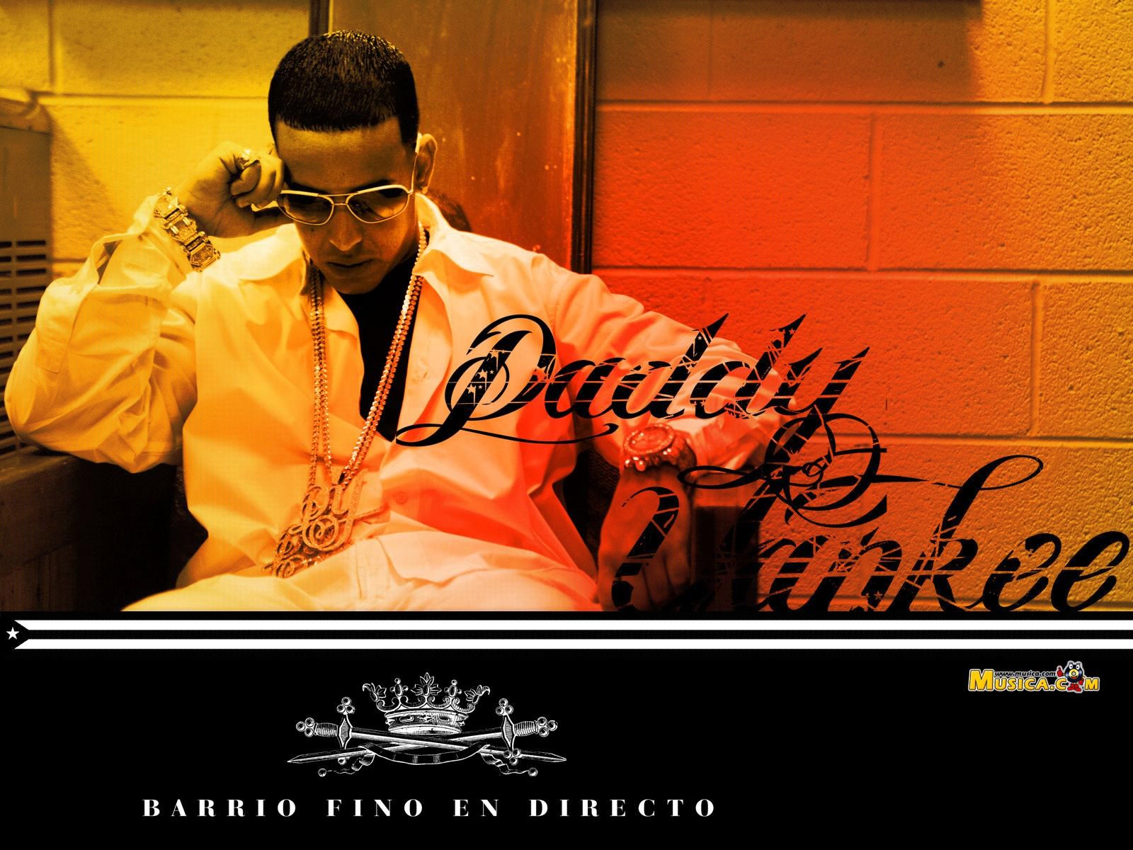 Fondo de escritorio de Daddy Yankee
